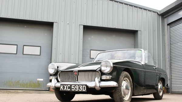 NO RESERVE! 1966 MG Midget For Sale (picture 6 of 110)