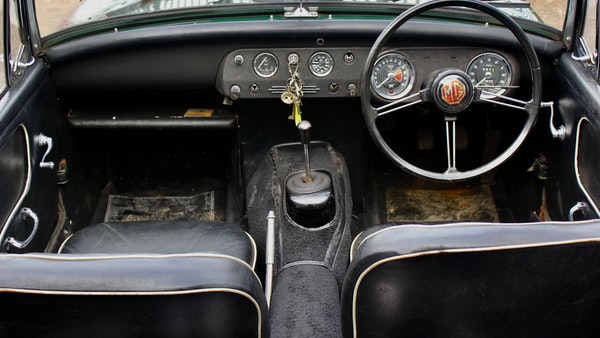 NO RESERVE! 1966 MG Midget For Sale (picture 42 of 110)