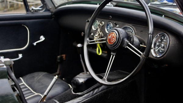 NO RESERVE! 1966 MG Midget For Sale (picture 46 of 110)