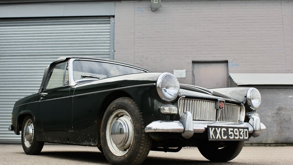 NO RESERVE! 1966 MG Midget For Sale (picture 17 of 110)