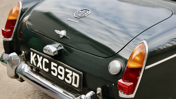 NO RESERVE! 1966 MG Midget For Sale (picture 73 of 110)