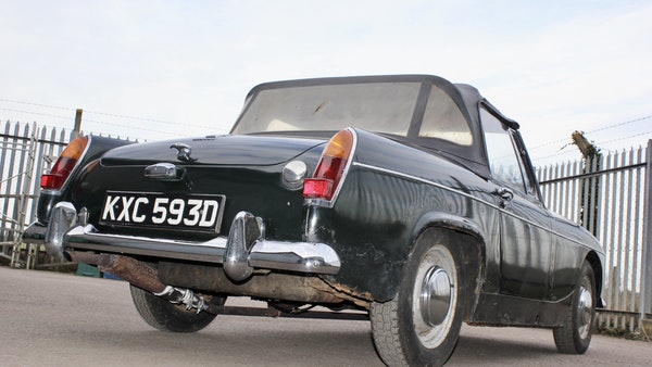 NO RESERVE! 1966 MG Midget For Sale (picture 34 of 110)
