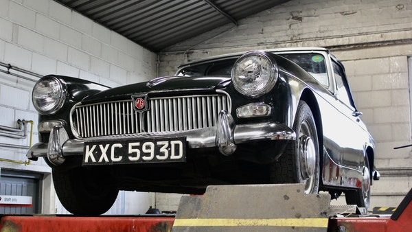 NO RESERVE! 1966 MG Midget For Sale (picture 35 of 110)