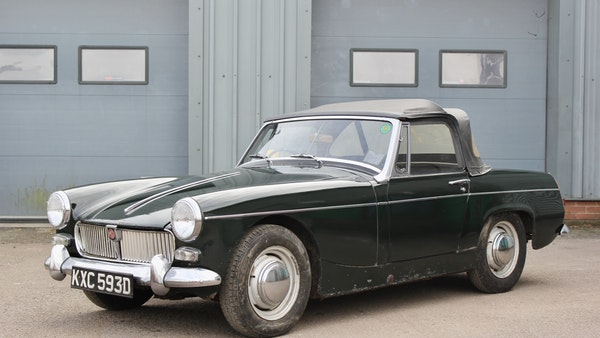 NO RESERVE! 1966 MG Midget For Sale (picture 23 of 110)