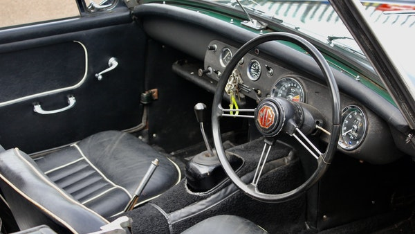 NO RESERVE! 1966 MG Midget For Sale (picture 45 of 110)