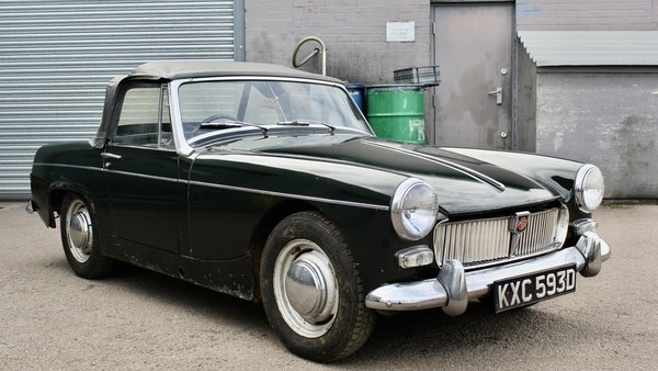 NO RESERVE! 1966 MG Midget For Sale (picture 11 of 110)