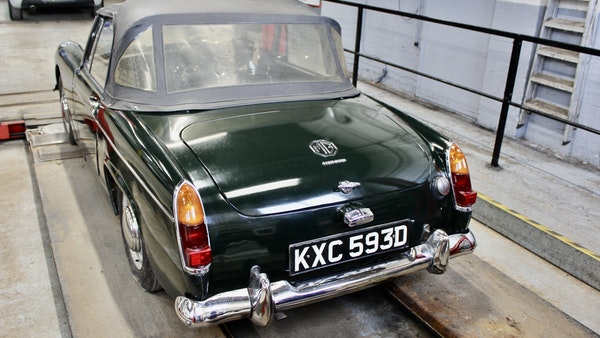 NO RESERVE! 1966 MG Midget For Sale (picture 36 of 110)