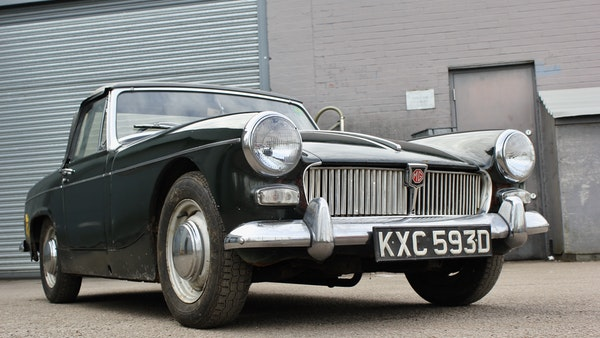 NO RESERVE! 1966 MG Midget For Sale (picture 21 of 110)