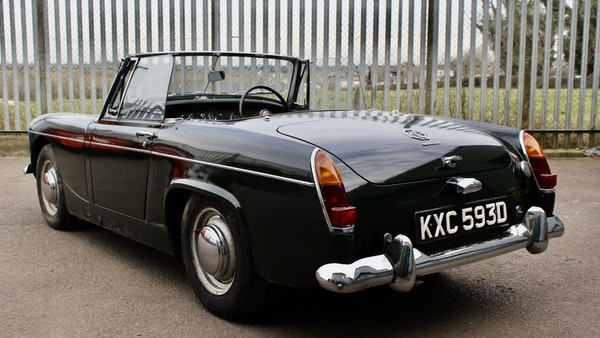 NO RESERVE! 1966 MG Midget For Sale (picture 5 of 110)