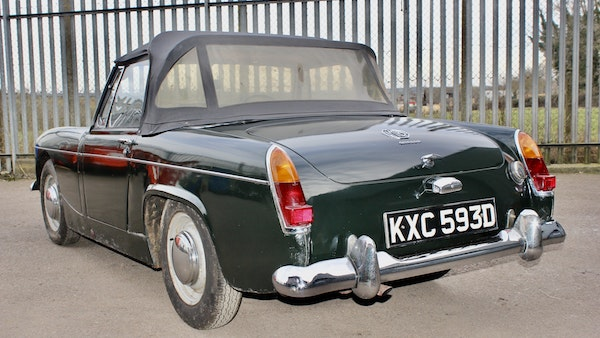 NO RESERVE! 1966 MG Midget For Sale (picture 32 of 110)