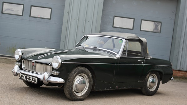 NO RESERVE! 1966 MG Midget For Sale (picture 24 of 110)