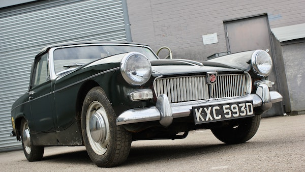 NO RESERVE! 1966 MG Midget For Sale (picture 22 of 110)