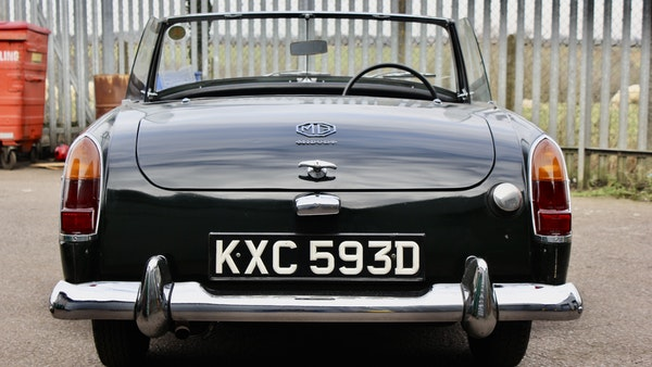 NO RESERVE! 1966 MG Midget For Sale (picture 10 of 110)