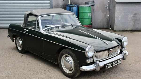 NO RESERVE! 1966 MG Midget For Sale (picture 25 of 110)