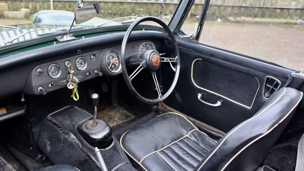 NO RESERVE! 1966 MG Midget For Sale (picture 53 of 110)