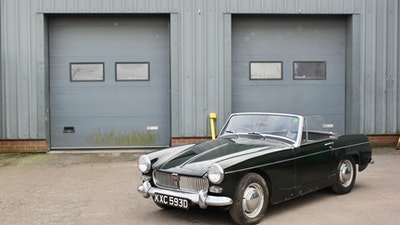 NO RESERVE! 1966 MG Midget