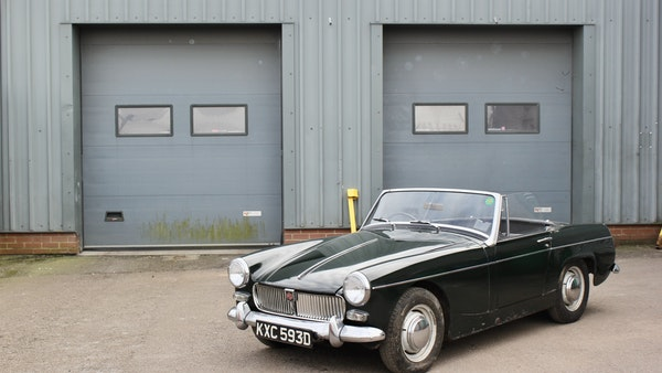 NO RESERVE! 1966 MG Midget For Sale (picture 1 of 110)