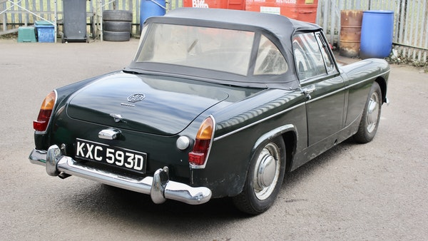 NO RESERVE! 1966 MG Midget For Sale (picture 31 of 110)