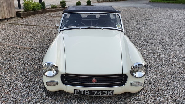 1972 MG Midget For Sale (picture 18 of 68)