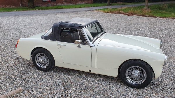 1972 MG Midget For Sale (picture 19 of 68)