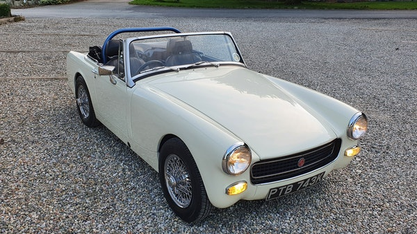 1972 MG Midget For Sale (picture 4 of 68)