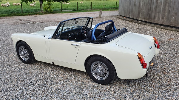 1972 MG Midget For Sale (picture 14 of 68)