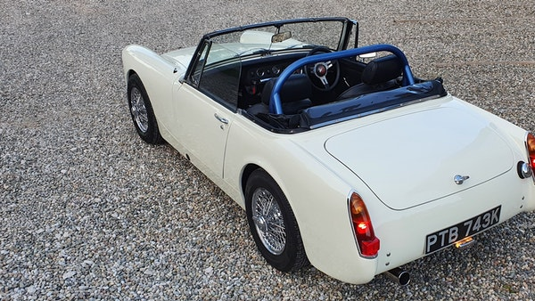 1972 MG Midget For Sale (picture 13 of 68)
