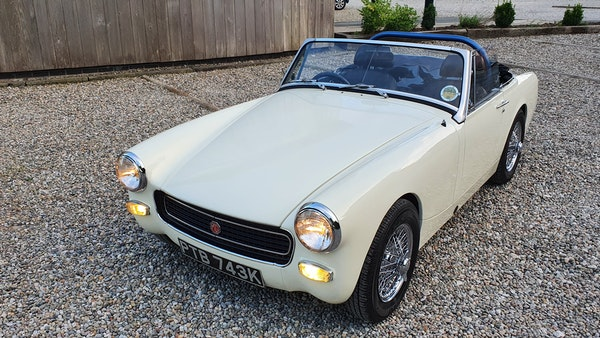 1972 MG Midget For Sale (picture 1 of 68)