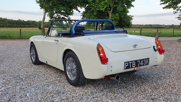 1972 MG Midget For Sale (picture 12 of 68)