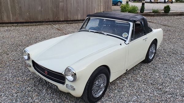 1972 MG Midget For Sale (picture 17 of 68)