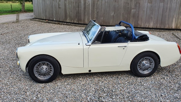 1972 MG Midget For Sale (picture 15 of 68)