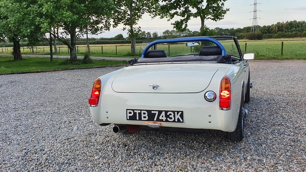 1972 MG Midget For Sale (picture 9 of 68)