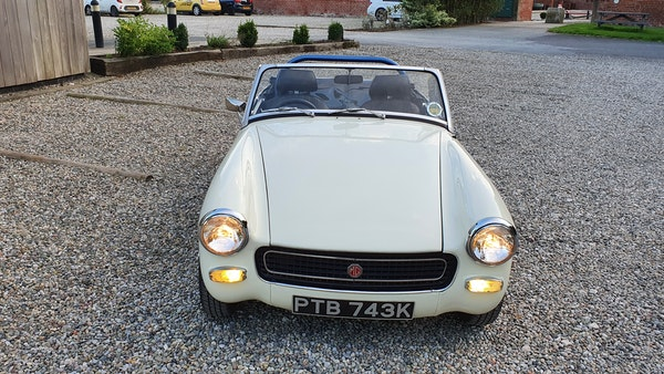 1972 MG Midget For Sale (picture 3 of 68)