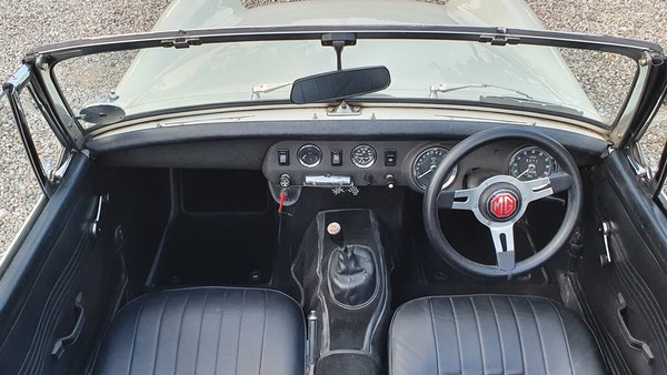 1972 MG Midget For Sale (picture 31 of 68)