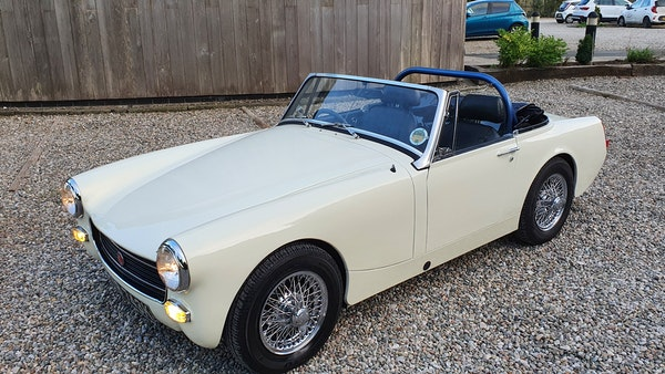 1972 MG Midget For Sale (picture 16 of 68)