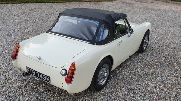 1972 MG Midget For Sale (picture 20 of 68)