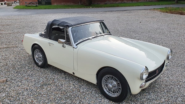 1972 MG Midget For Sale (picture 24 of 68)