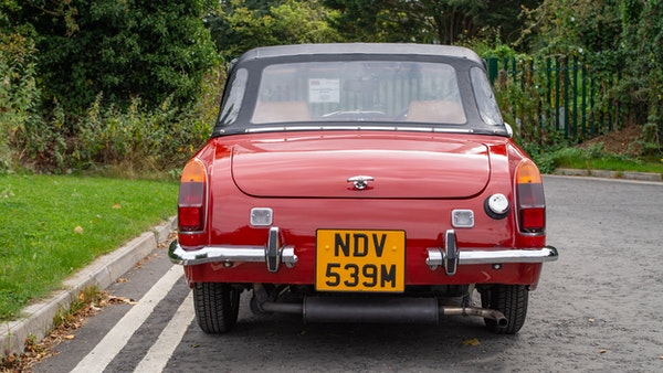 1973 MG Midget For Sale (picture 11 of 87)