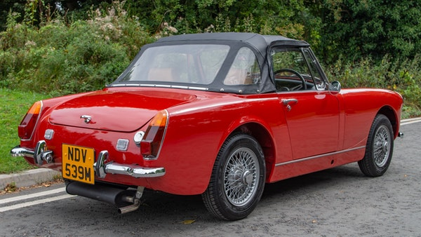 1973 MG Midget For Sale (picture 10 of 87)