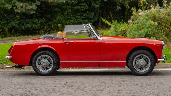 1973 MG Midget For Sale (picture 7 of 87)