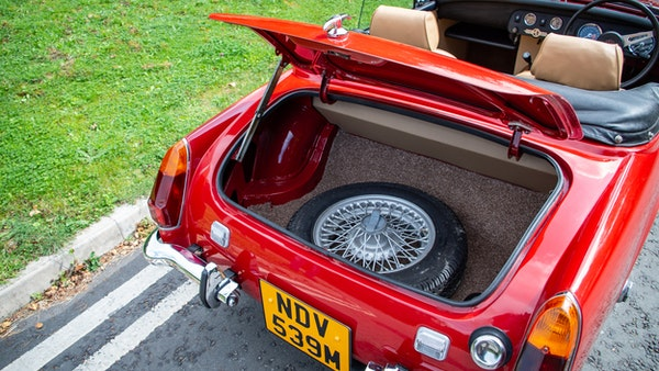 1973 MG Midget For Sale (picture 44 of 87)