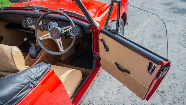 1973 MG Midget For Sale (picture 35 of 87)