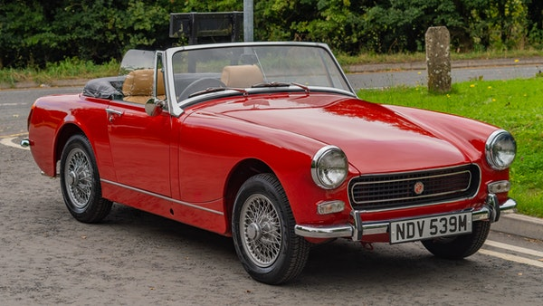 1973 MG Midget For Sale (picture 1 of 87)