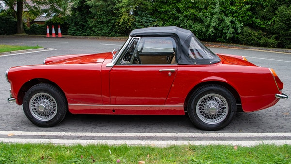1973 MG Midget For Sale (picture 14 of 87)
