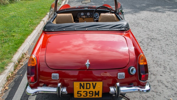 1973 MG Midget For Sale (picture 12 of 87)