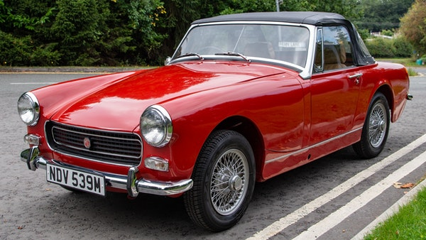 1973 MG Midget For Sale (picture 3 of 87)