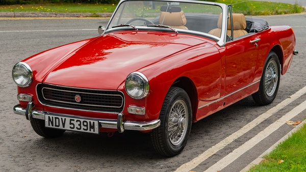 1973 MG Midget For Sale (picture 5 of 87)