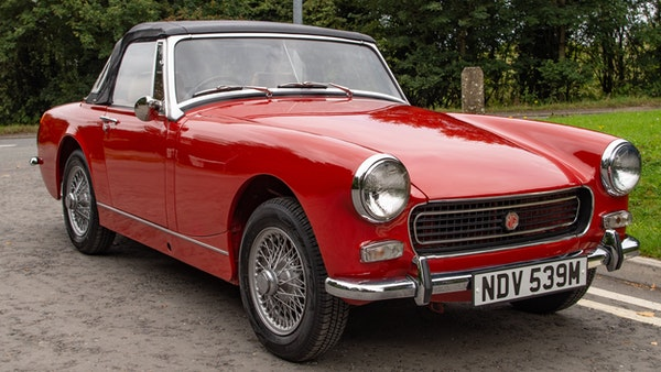 1973 MG Midget For Sale (picture 6 of 87)