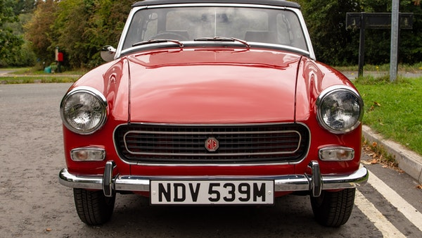 1973 MG Midget For Sale (picture 9 of 87)