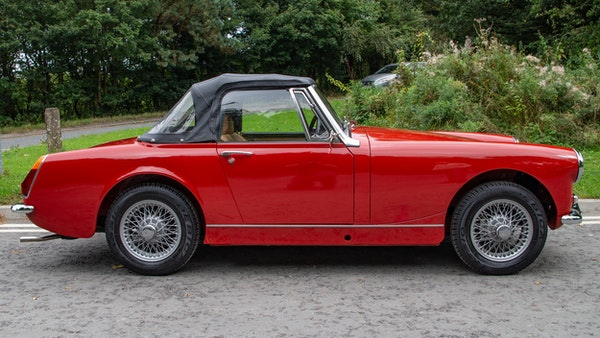 1973 MG Midget For Sale (picture 8 of 87)
